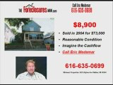 Free List of Grandville Foreclosures and Homes For Sale