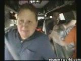 énorme peur en voiture