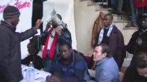 Travailleurs sans-papiers isolés - Conférence de presse (23)