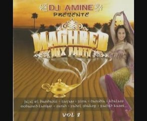 Dj Amine - Maghreb Mix Party Vol 2 (2009) Live iPhone musica