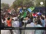 longue marche de l'opposition pakistanaise et des avocats
