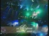 Celine dion-Sous le vent avec Garou et Marc Dupré