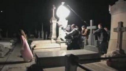 """Como se hizo """"CAMINO"""" de J. Fesser .-10 Puente y Cementerio"""