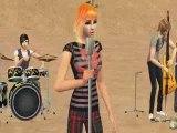 Paramore - Crush Crush Crush [sims 2]