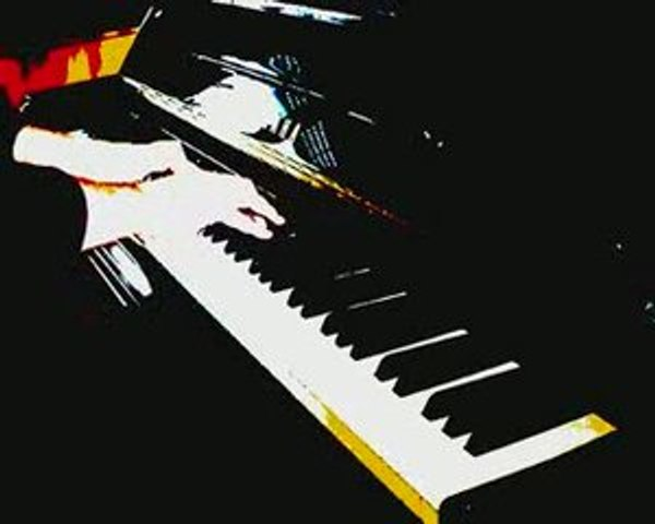 Composition originale triste et relaxante pour piano - Searching For The Blue Note