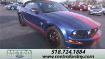 Metro Ford Customized Mustang Albany NY, Schenectady NY
