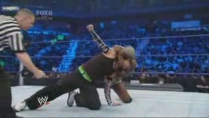 SmackDown.06.03.2009 - Jeff Hardy Vs Shelton Benjamin