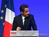 Sarkozy n'aime pas les mensonges