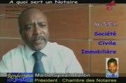 Société Civile Immobilière 1/2 Pt.des Notaires Maître Tatin