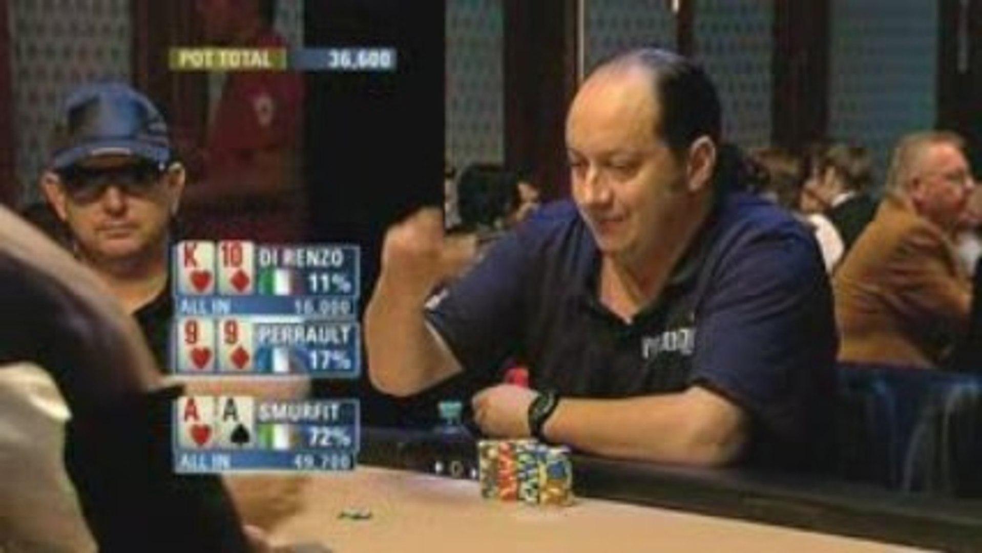 Poker EPT 4 Baden Alan Smurfit Vs Carlo Di Renzo