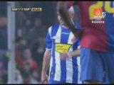But Yaya Touré FC Barcelone Espanyol Barcelone 1-2