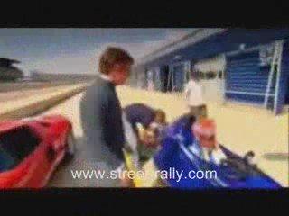 Ford GT vs Formula Ford