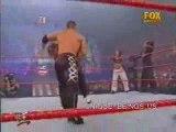 The Hardy Boyz & Lita vs The Hurricane  Lance Storm & Ivory
