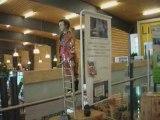"""L'automate """"Acrobate"""" du Musée Baud de L'Auberson Suisse"""