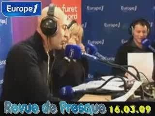 Revue De Presque (16.03.09)