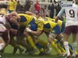 ASM CLERMONT AUVERGNE -VS- BOURGOIN