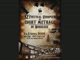 Teaser n°1 - 12e Festival Européen Court Métrage Bordeaux