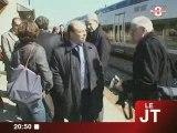 Jean-Jack Queyranne en visite dans le Chablais