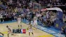 NBA Spurs vs. Thunder March 16, 2009