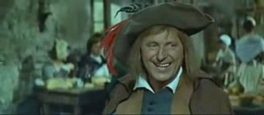 TRAILER BOURVIL LE BOSSU FILM JEAN MARAIS 1960  CLIP HUMOUR