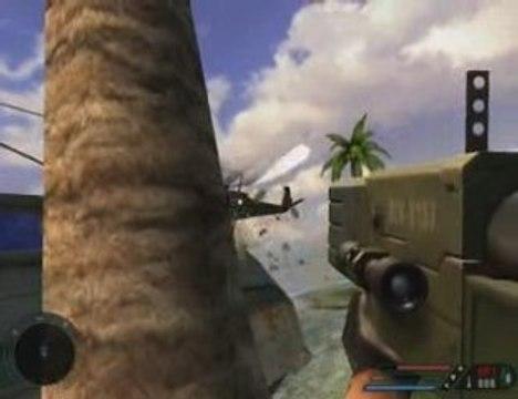 Far Cry - Niveau Bateau