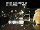 Accident lors d'une arrestation!!