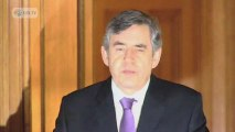 Brown recommends Barroso for second term at EU Commission