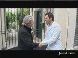 Alain Bashung dans Voix sur Berges avec Eric Jean-Jean