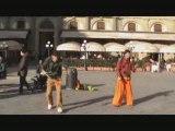 vacances jonglage en italie