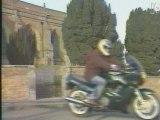Moto Triumph Usine et Essai Tiger