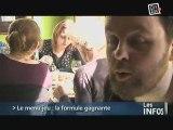 Caen : Un menu pile ou face!