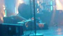 Fall Out Boy @ Montpellier : Pete se roule par terre