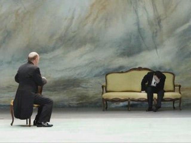 La Cerisaie / A. Tchekhov / Entretien  A. Françon