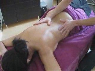 massage relaxant, massage californien, le zen hour