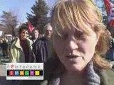 L'Yonne Républicaine Manifestation 19 mars 2009 à Auxerre