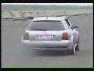 Audi run