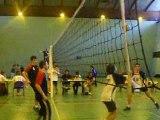 Académie Volley Cadets 18 Mars 2009
