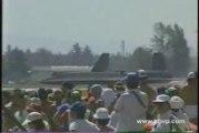 SR-71 Blackbirds Airshows