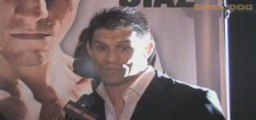 Frank Shamrock on Ken and bout with Nick Diaz