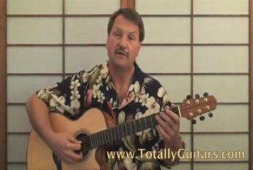 Guitar Lesson Friend Of The Devil