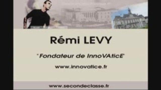 Remi Levy - Fondateur d'Innovatice