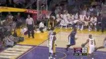 NBA Clippers vs. Lakers April 05, 2009