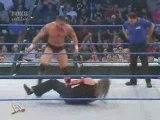 Jeff hardy vs Randy Orton ( in Smackdown)
