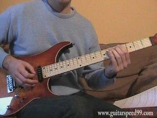 Visionnez les Cours Vidéo de Improvisation Jazz Cours de Guitare