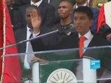 21 mars 2009 : L'investiture de Rajoelina boudée