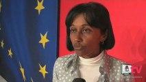 Tête de liste aux élections europénnes  : Ericka Bareigts