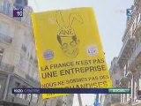 Manif du 19 mars 2009 : reportage de France Centre