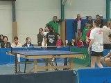 Troyes/Tennis de table : Championnat National des lycées