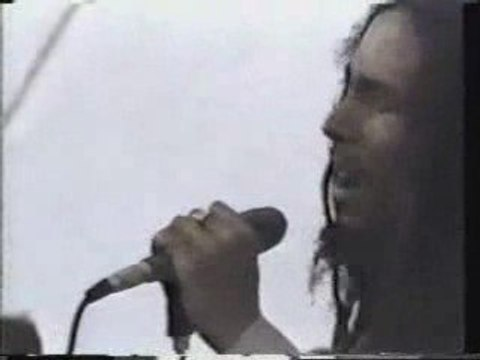 Bob marley - no woman no cry Live 1979