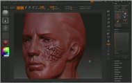 ZBrush Tutorials - MatCap to Texture Map - part 1 - video